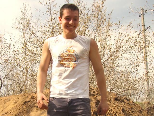Фото             к статье: Пасхальный DJ, 24.04.2011