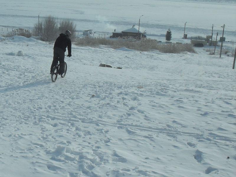 Фото к статье: Горка на             Тулака, 11.02.2012