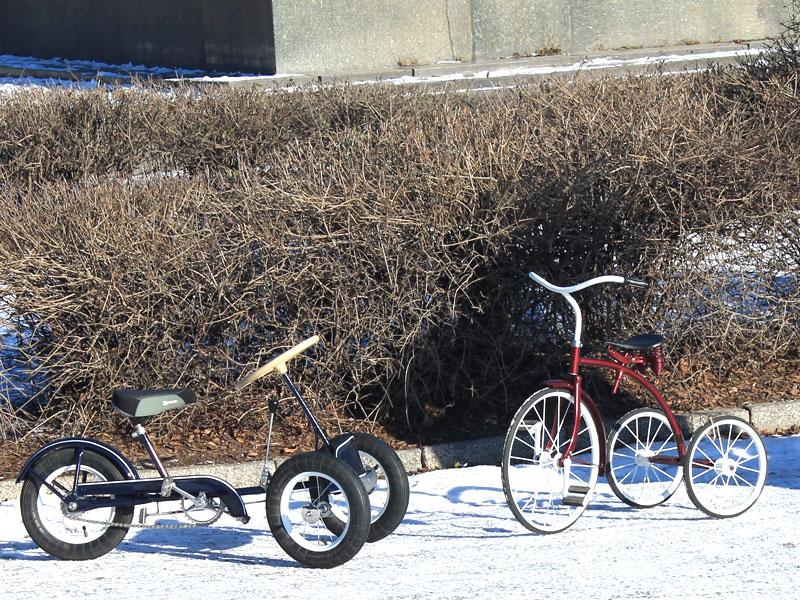 Фото к статье:             Велопробег, 14.01.2018