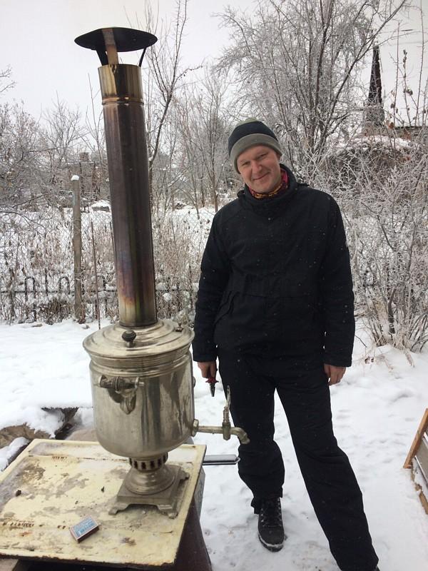 Фото к             статье: По снежку до Лебяжки, 22.12.2018