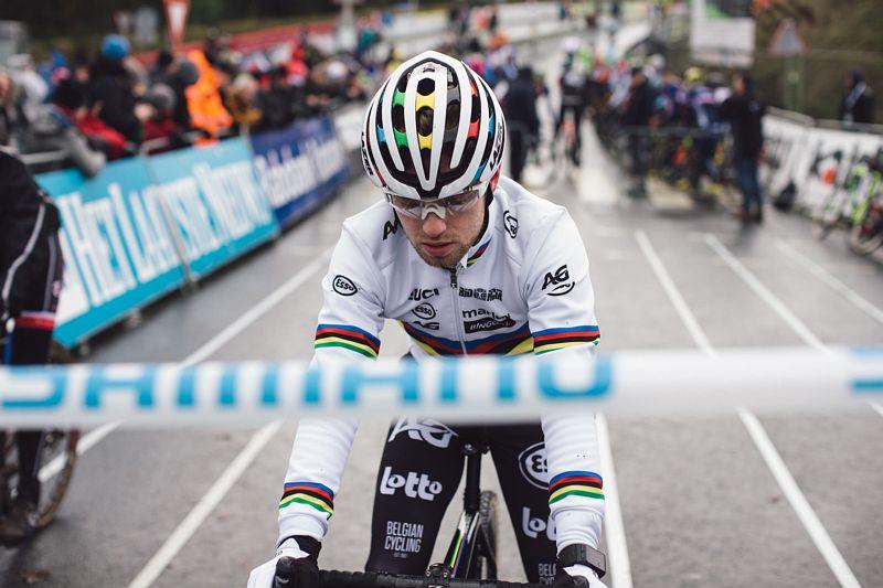 Фото к             статье: Заключительный этап Кубка мира по циклокроссу в             Хугерхайде (Нидерланды), 27.01.2019