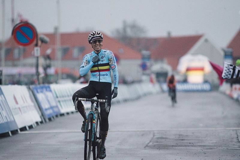 Фото             к статье: Чемпионат мира по циклокроссу UCI 2019             в Богенсе, Дания