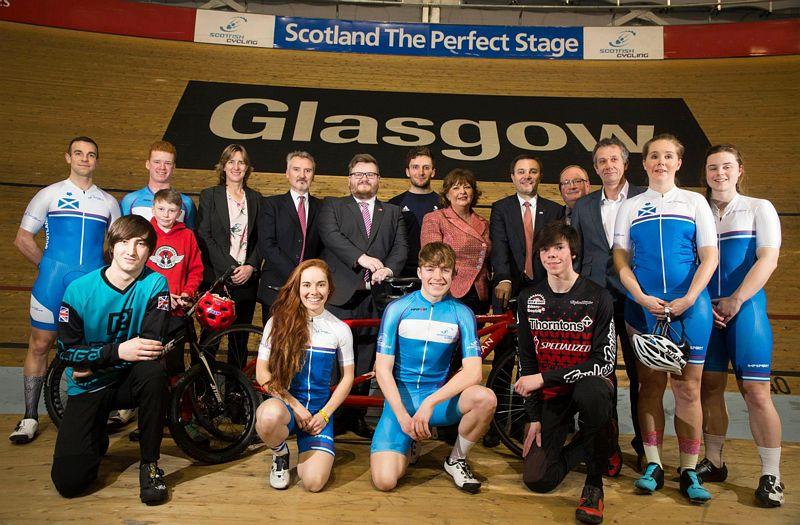 Фото к статье: Глазго и Шотландия примут             чемпионат мира по велоспорту в 2023 году