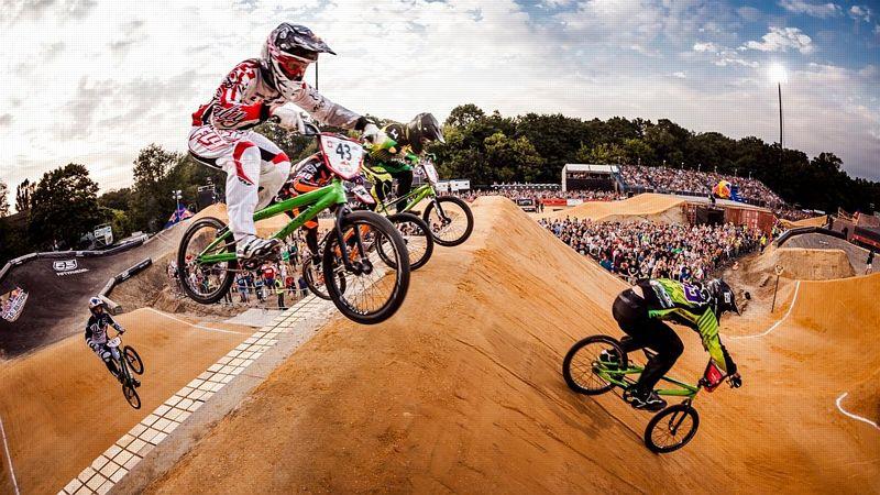 Фото к статье: История BMX Racing